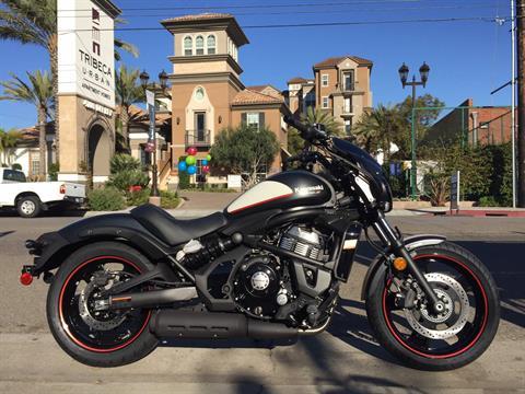 2017 Kawasaki Vulcan S ABS CAFÉ in Marina Del Rey, California