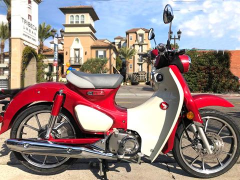 2020 Honda Super Cub C125 ABS in Marina Del Rey, California