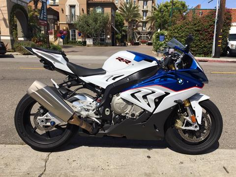 2016 BMW S 1000 RR in Marina Del Rey, California
