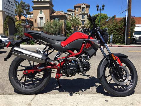 2019 Kymco K-Pipe 125 in Marina Del Rey, California