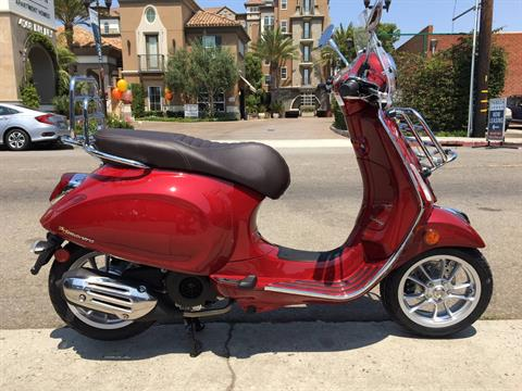 2019 Vespa Primavera 150 Touring in Marina Del Rey, California - Photo 1