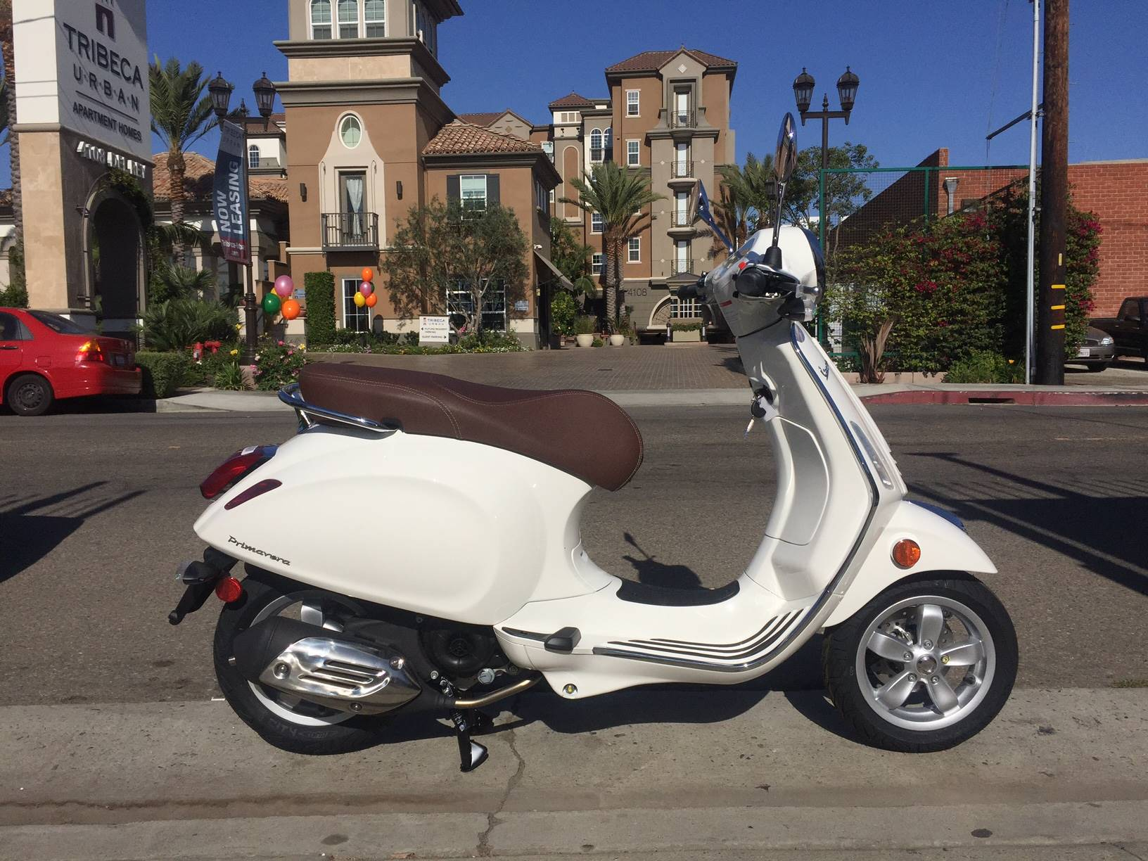 2018 vespa primavera 50 scooters marina del rey california. Black Bedroom Furniture Sets. Home Design Ideas