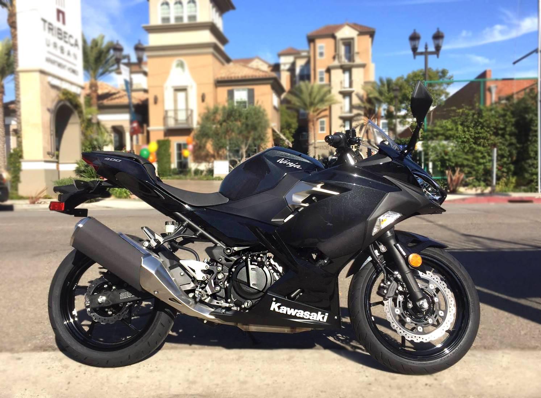 2018 Kawasaki Ninja 400 ABS Motorcycles Marina Del Rey California