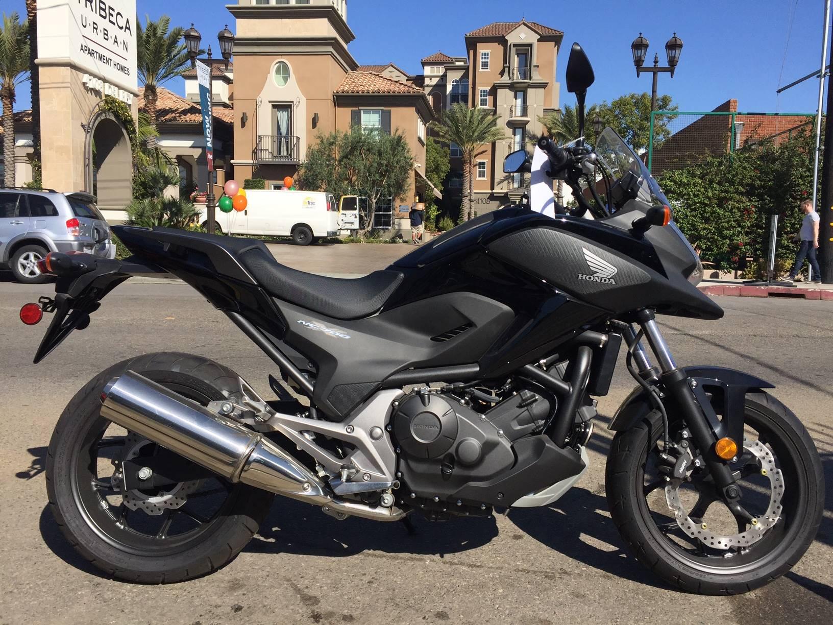 2015 honda nc700x for sale for Honda marina del rey