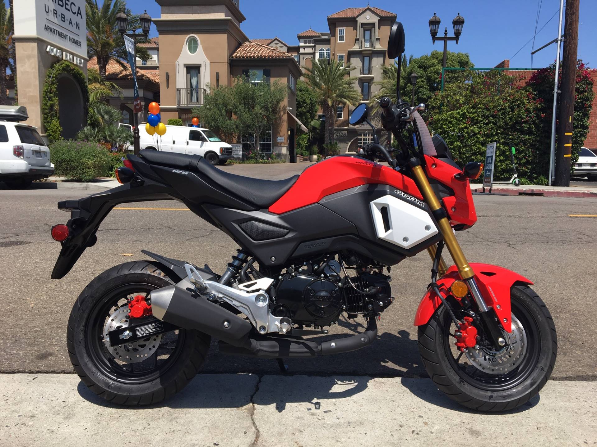 2019 Honda Grom in Marina Del Rey, California - Photo 1