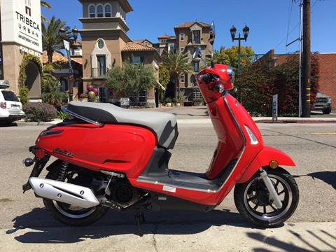2019 Kymco Like 150i ABS in Marina Del Rey, California - Photo 1