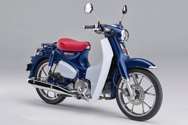 2019 Honda Super Cub 125 ABS in Marina Del Rey, California