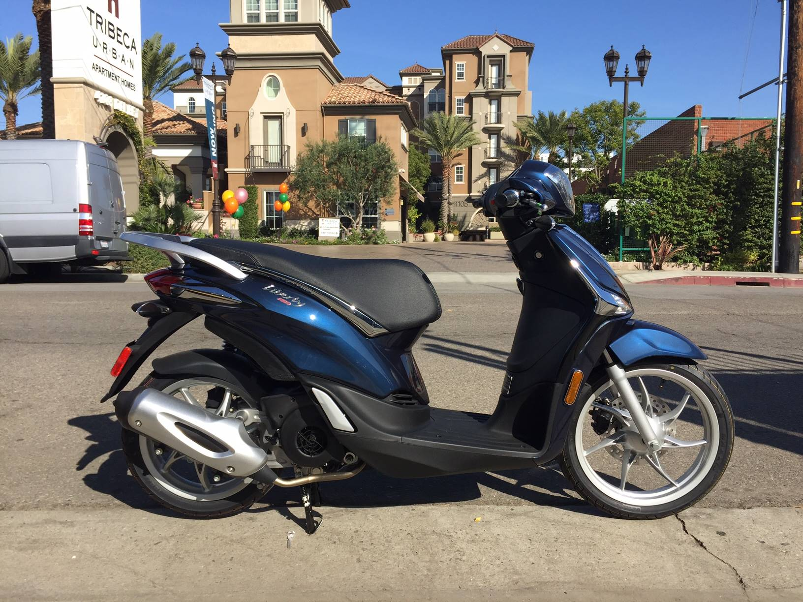 2019 Piaggio Liberty 150 in Marina Del Rey, California - Photo 1