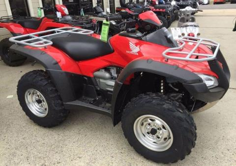 2015 Honda FourTrax® Rincon® 4x4 in Marina Del Rey, California