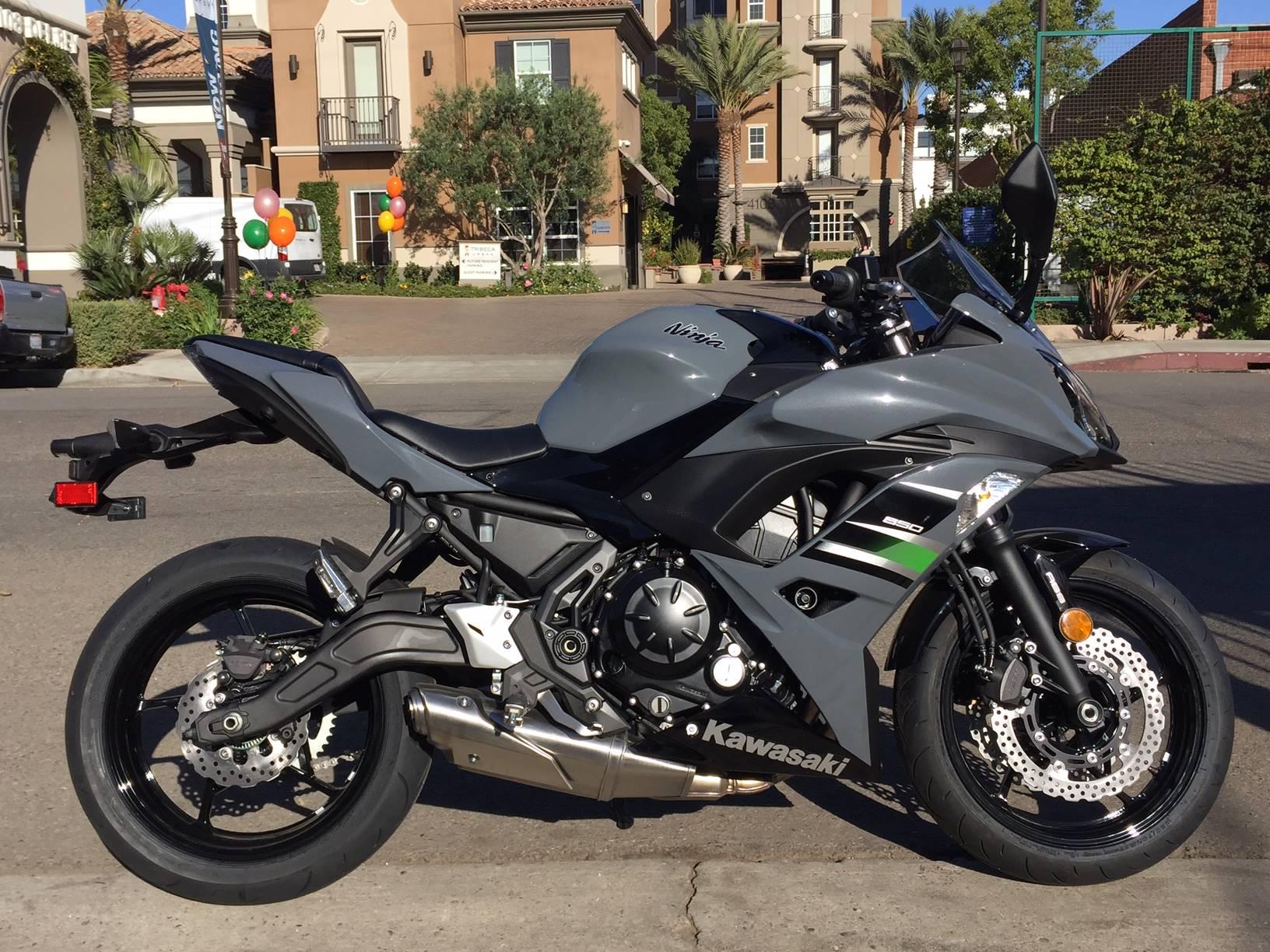 2018 Kawasaki Ninja 650 ABS In Marina Del Rey California