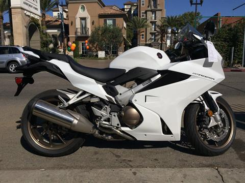 2015 Honda Interceptor® in Marina Del Rey, California