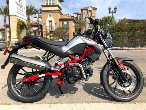 2020 Kymco K-Pipe 125 in Marina Del Rey, California