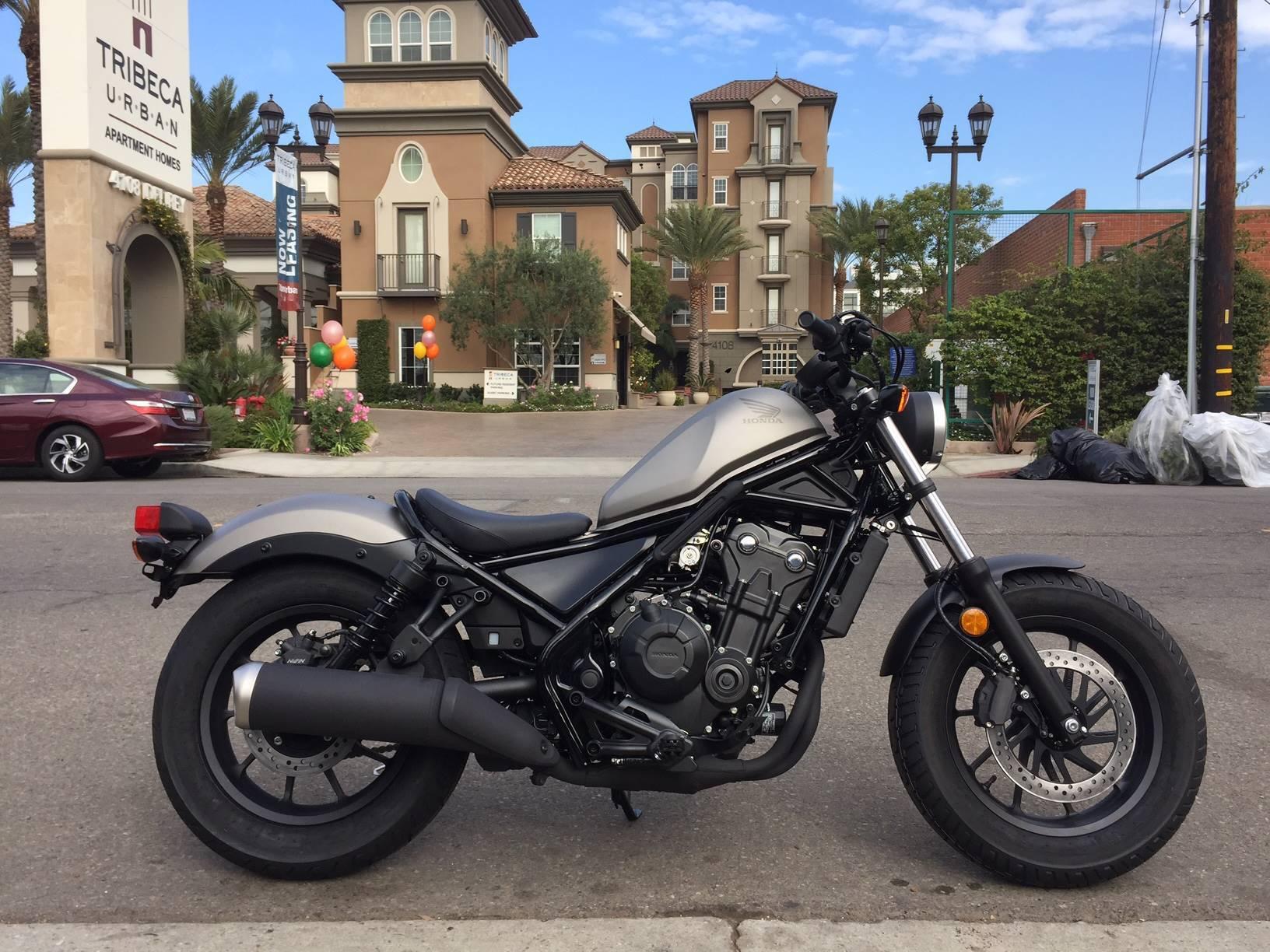 2018 Honda Rebel 500 ABS for sale 3061