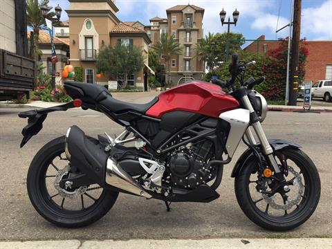 2019 Honda CB300R ABS in Marina Del Rey, California