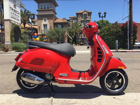 2020 Vespa GTS Super 300 HPE in Marina Del Rey, California - Photo 1
