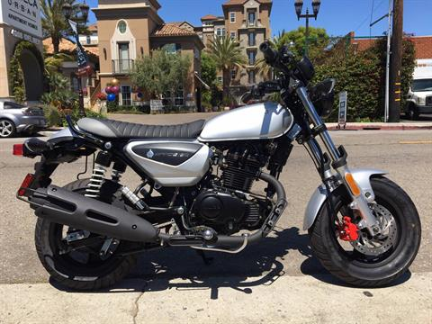 2020 Kymco Spade 150i in Marina Del Rey, California - Photo 1