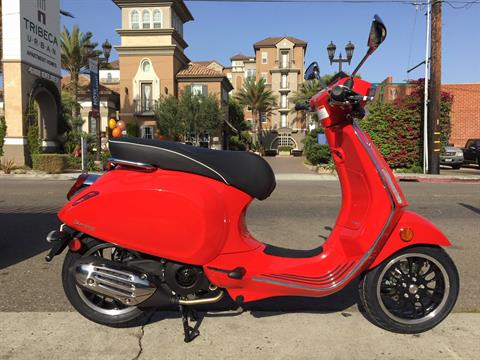 2019 Vespa Sprint 150 in Marina Del Rey, California