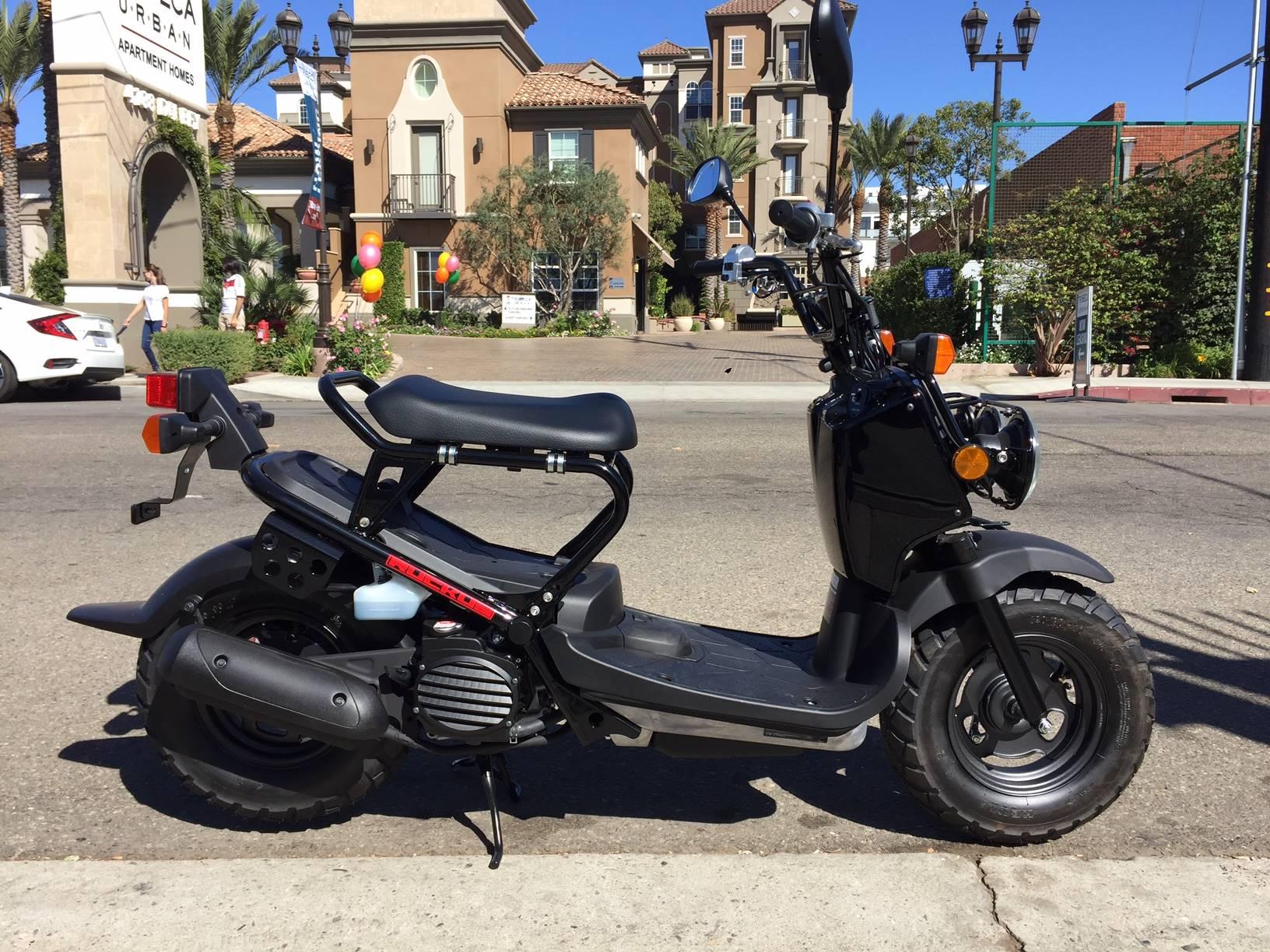 2017 Honda Ruckus Scooters Marina Del Rey California