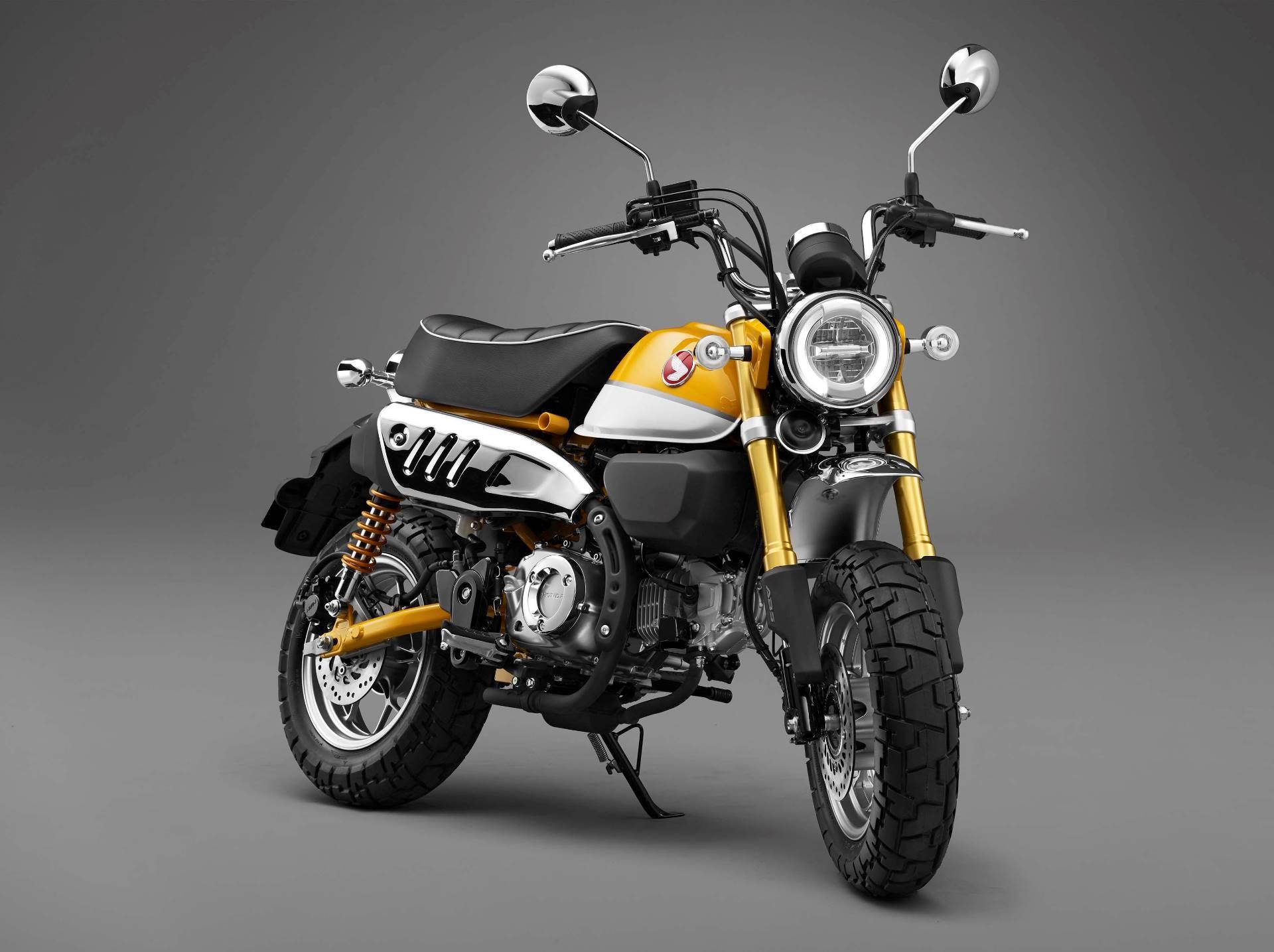 2019 Honda Monkey Motorcycles Marina Del Rey California