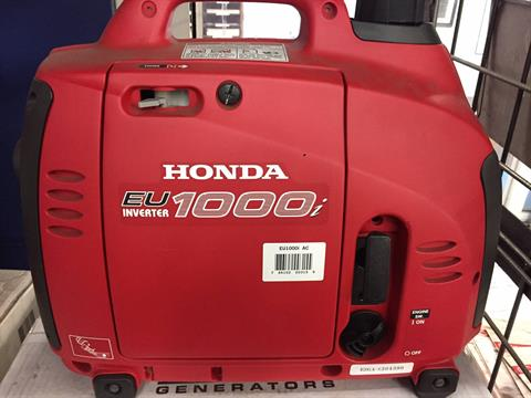 Honda Power Equipment eu1000tia in Marina Del Rey, California - Photo 1