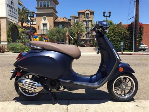 2020 Vespa Primavera 150 Sport in Marina Del Rey, California - Photo 1