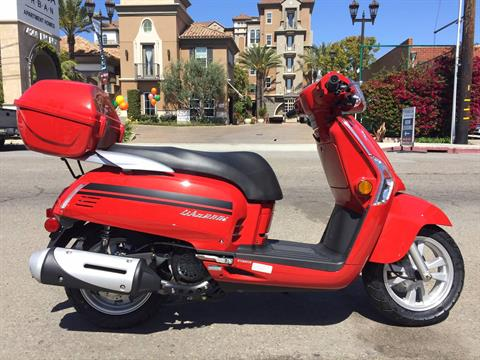 2018 Kymco Like 200i in Marina Del Rey, California
