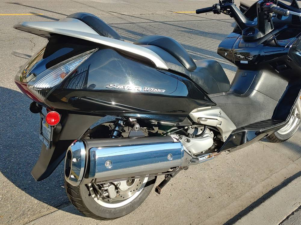 2005 Honda Silver Wing in Marina Del Rey, California - Photo 3
