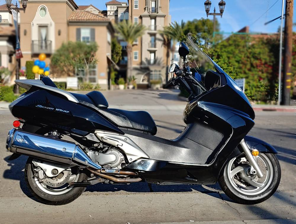 2005 Honda Silver Wing in Marina Del Rey, California - Photo 1