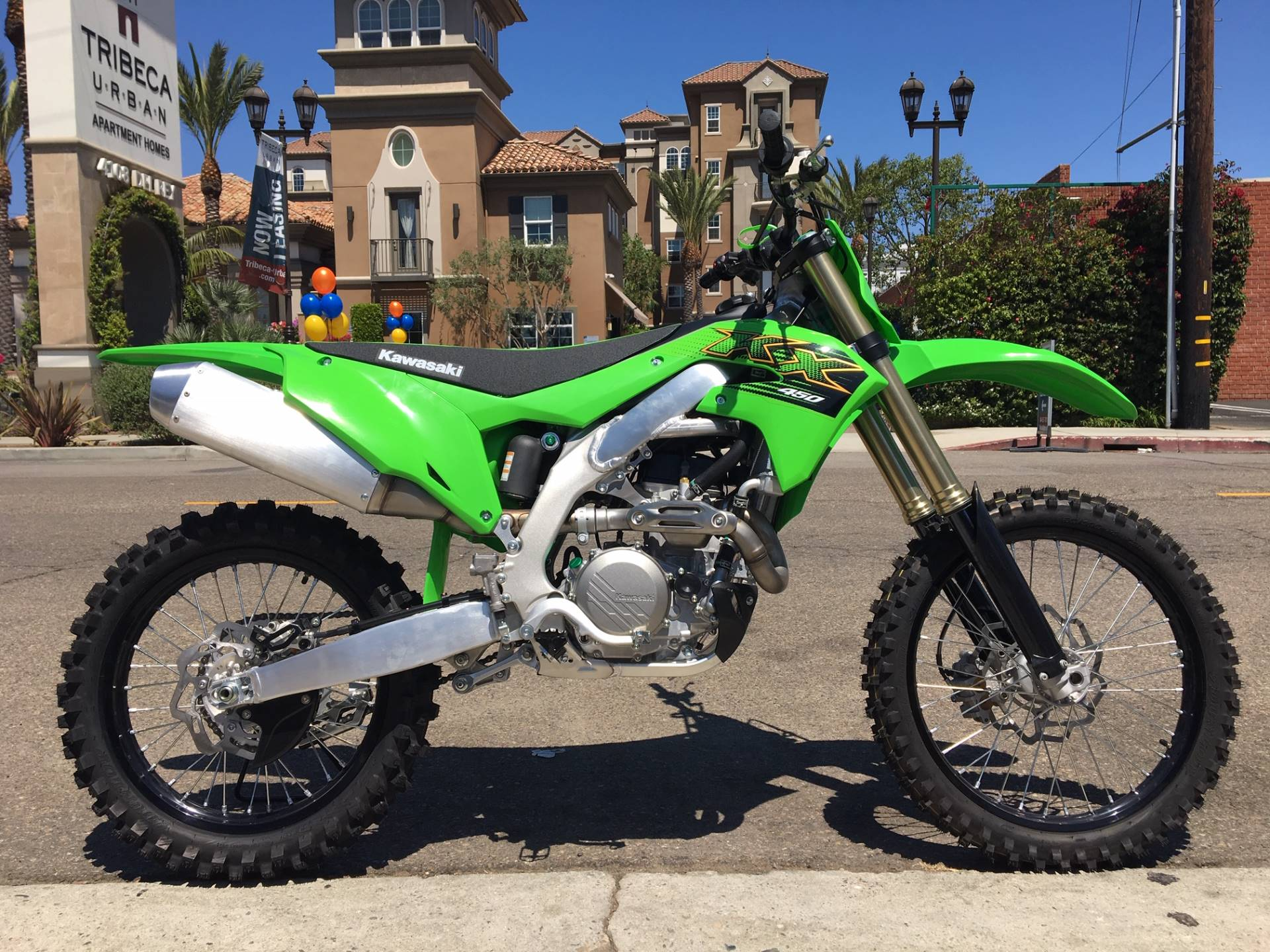2020 Kawasaki KX 450 in Marina Del Rey, California - Photo 1