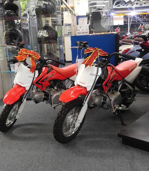 2020 Honda CRF50F in Marina Del Rey, California - Photo 1