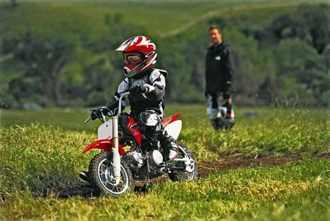 2020 Honda CRF50F in Marina Del Rey, California - Photo 3