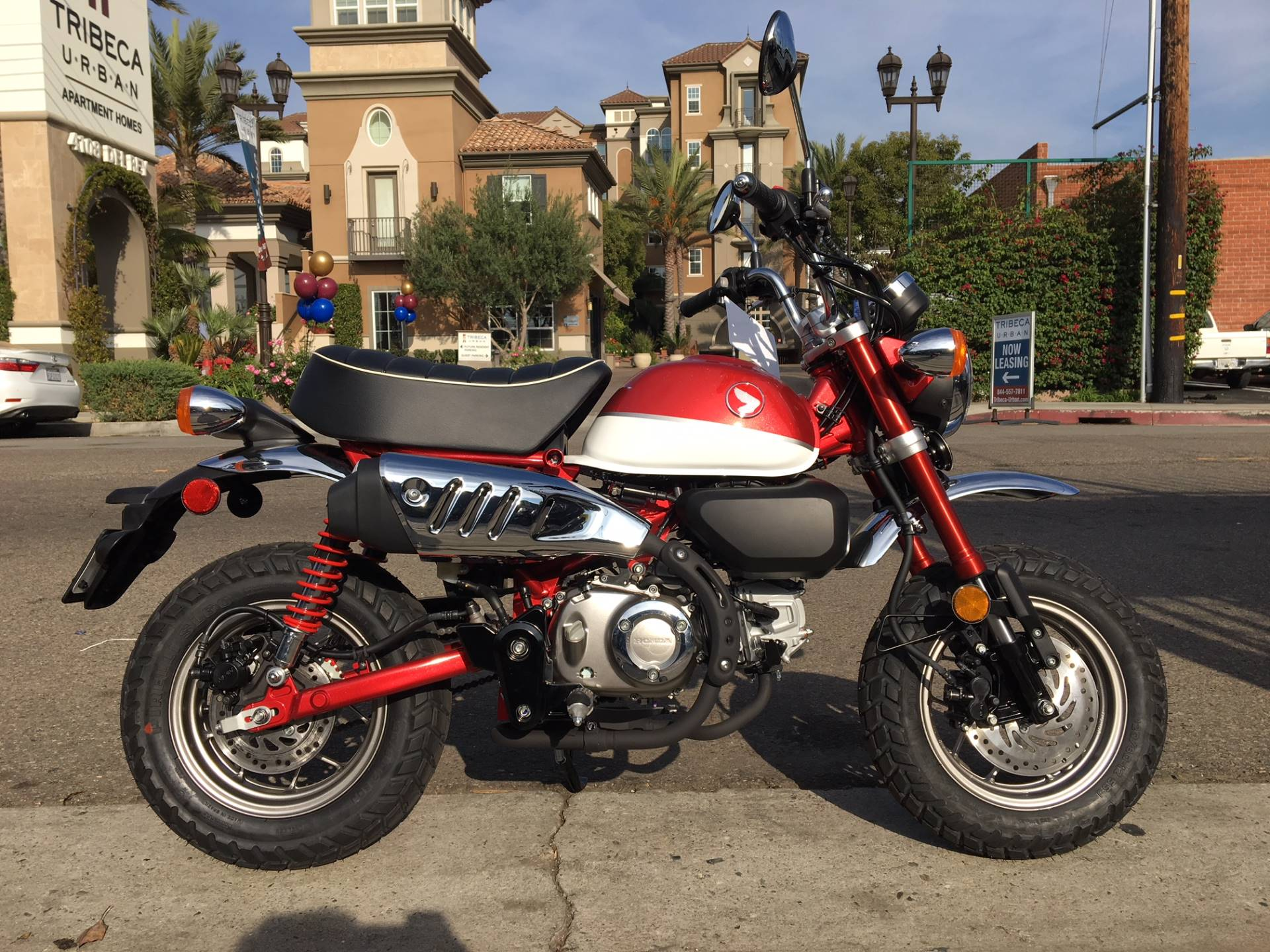 2019 Honda Monkey in Marina Del Rey, California