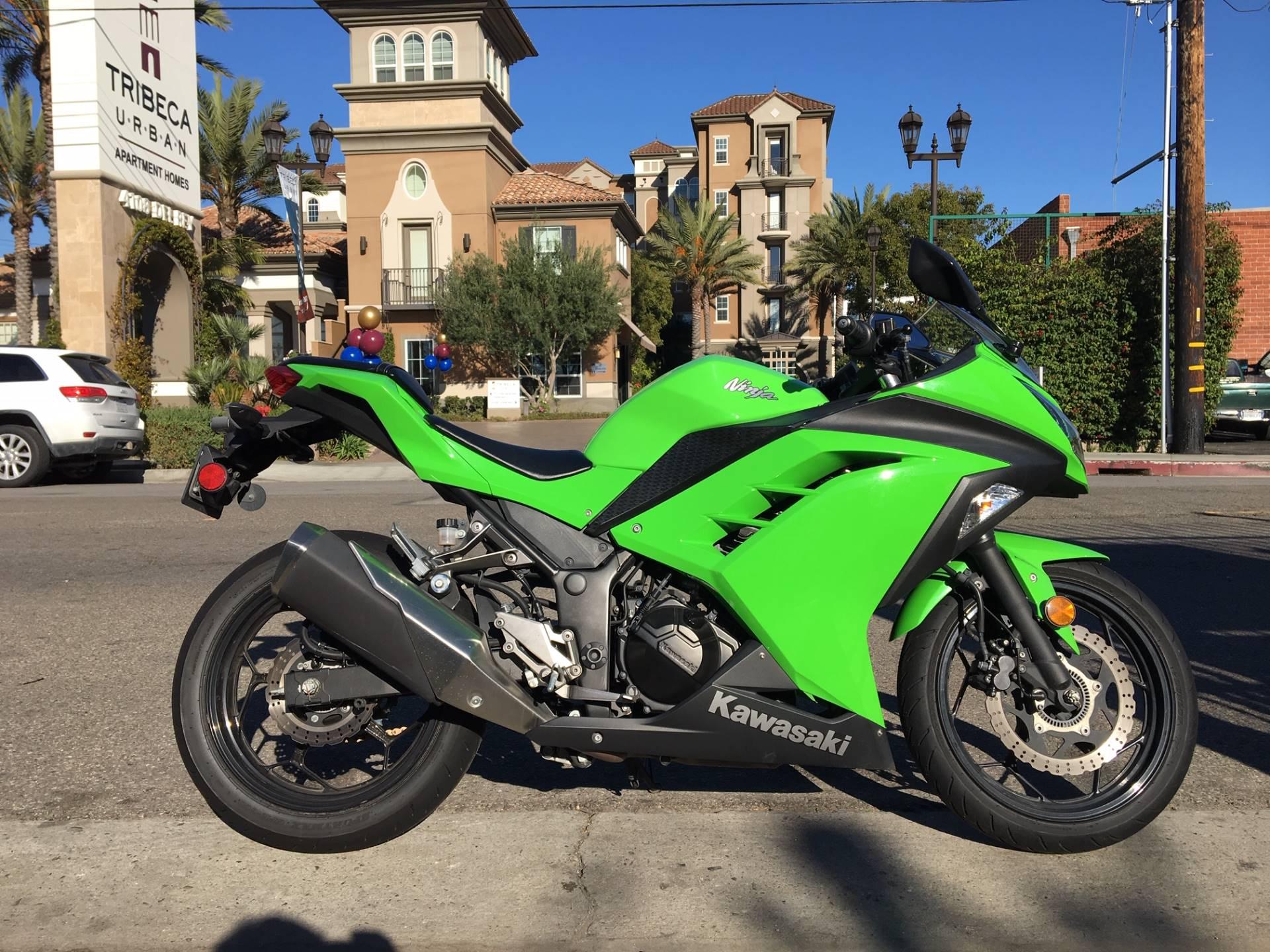 2015 Kawasaki Ninja 300 Abs Motorcycles Marina Del Rey California