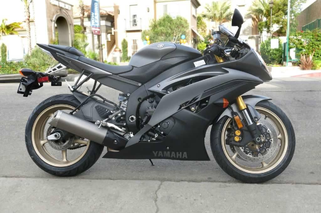 2014 Yamaha YZF-R6 for sale 40157