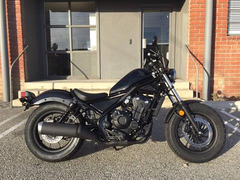 2017 Honda Rebel 500 in Marina Del Rey, California
