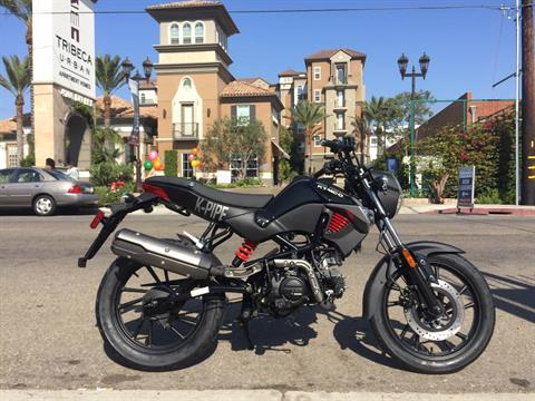 2019 Kymco K-Pipe 125 in Marina Del Rey, California - Photo 1