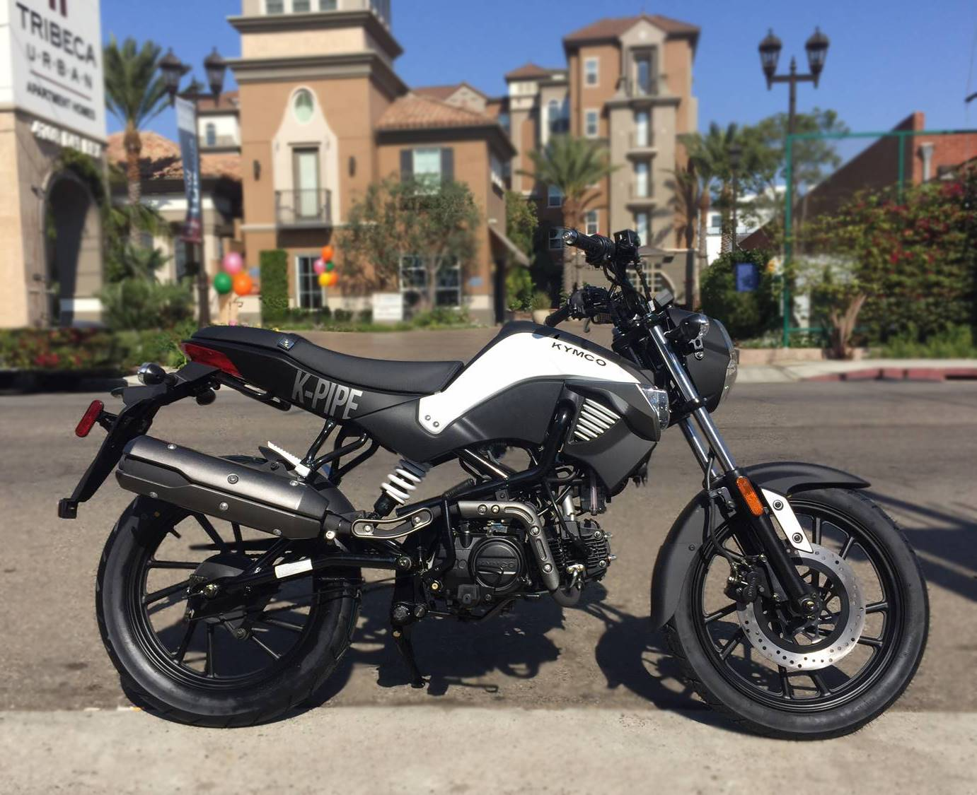 2017 KYMCO K-Pipe 125 for sale 2791