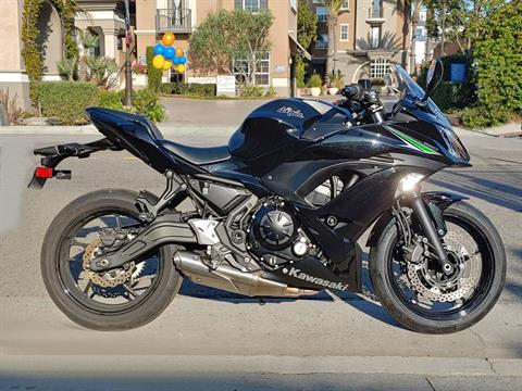 2017 Kawasaki Ninja 650 ABS KRT Edition in Marina Del Rey, California - Photo 1