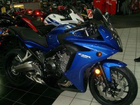 2014 Honda CBR®650F in Marina Del Rey, California