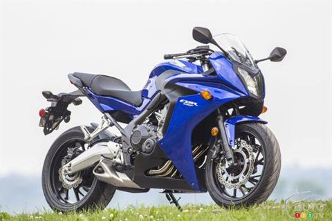 2014 Honda CBR®650F Motorcycles Marina Del Rey California