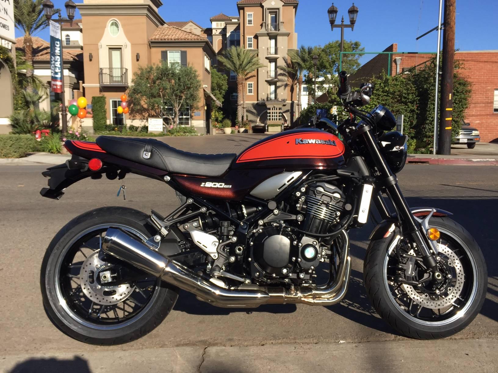 New Kawasaki Motorcycles For Sale