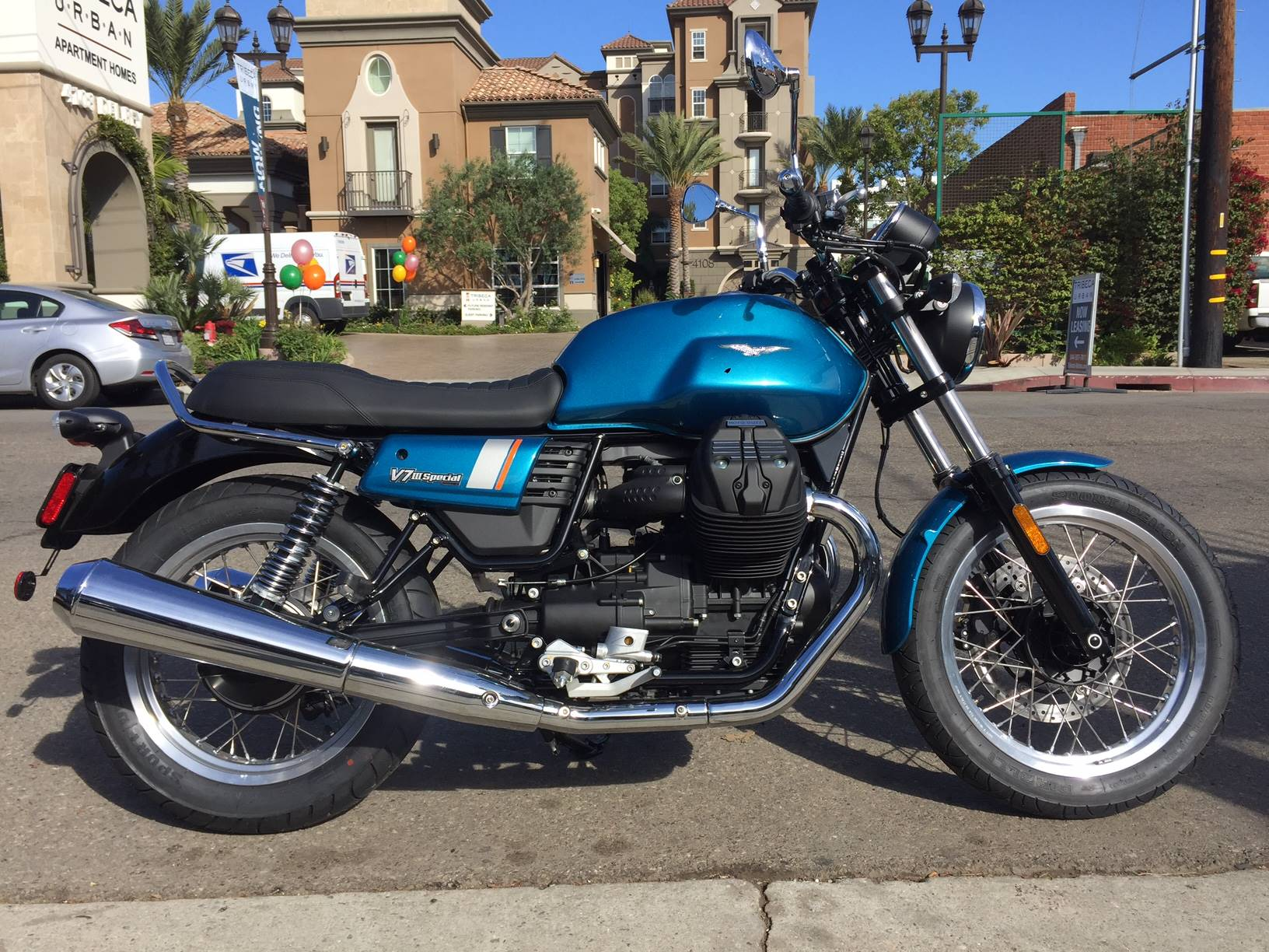 2018 Moto Guzzi V7 III Special ABS for sale 4655
