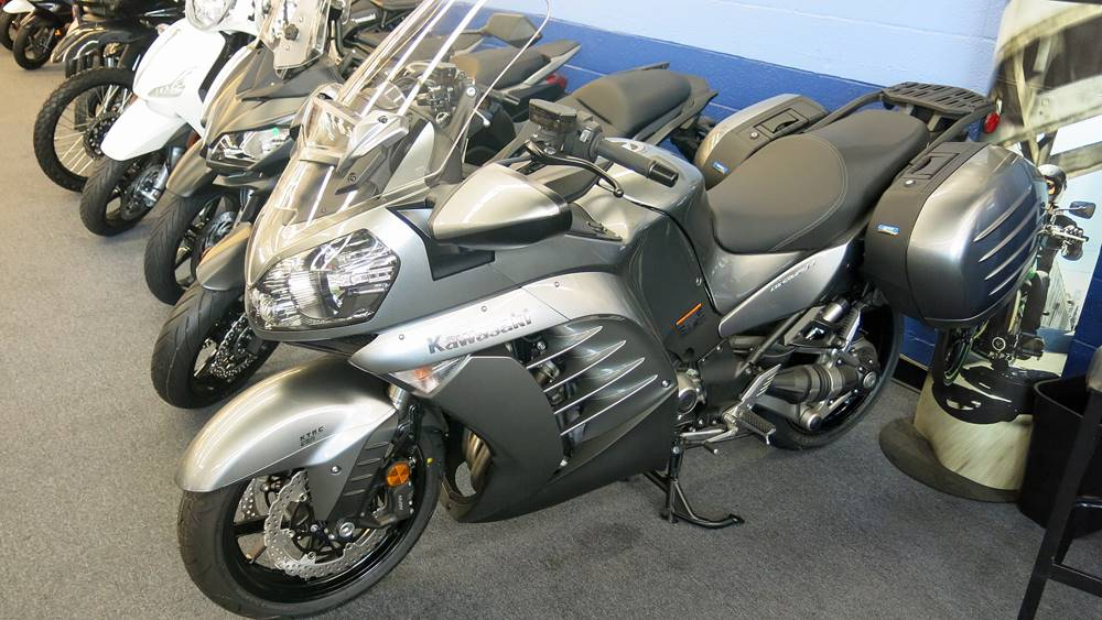 2016 Kawasaki Concours 14 ABS for sale 1544