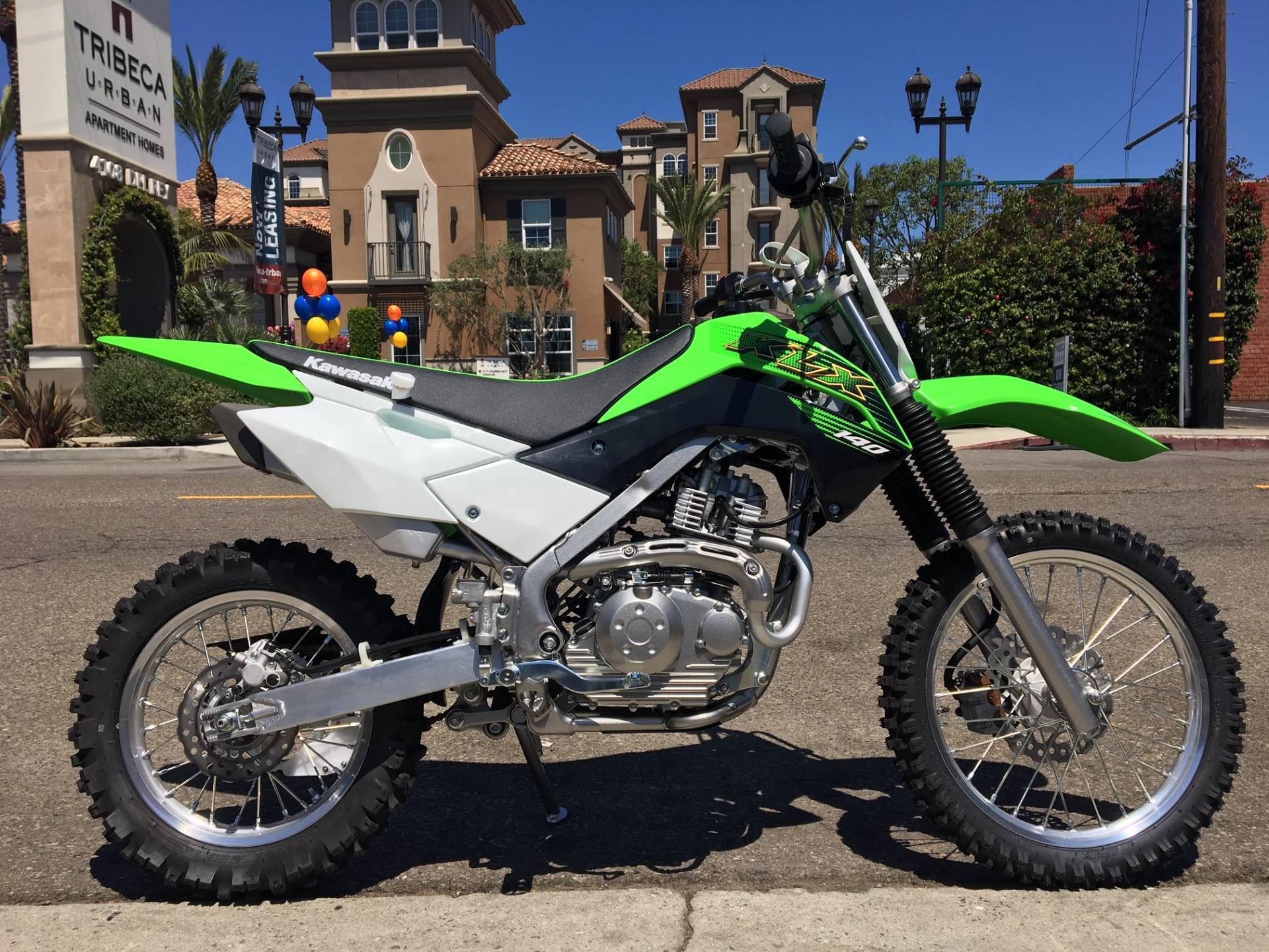 2020 Kawasaki KLX 140 in Marina Del Rey, California - Photo 1