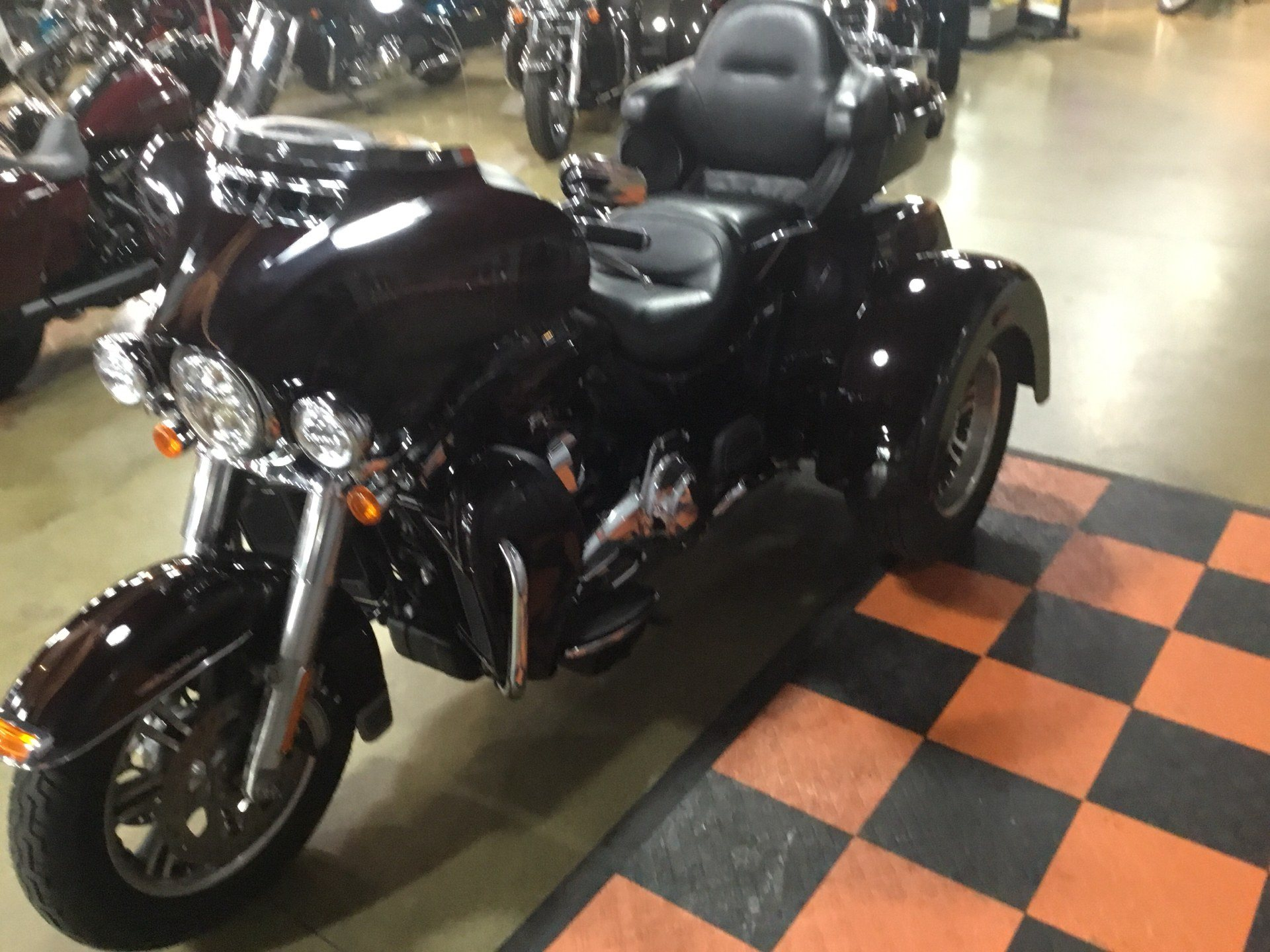 2014 Harley-Davidson Tri Glide® Ultra in Cedar Rapids, Iowa - Photo 3