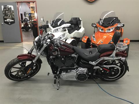 2015 Harley-Davidson Breakout® in Cedar Rapids, Iowa - Photo 3
