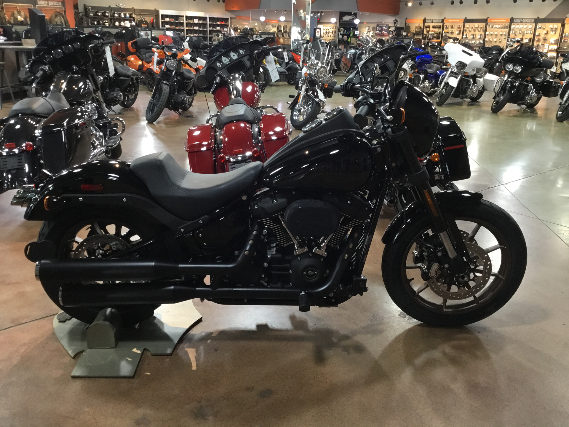 2021 Harley-Davidson Low Rider®S in Cedar Rapids, Iowa - Photo 1