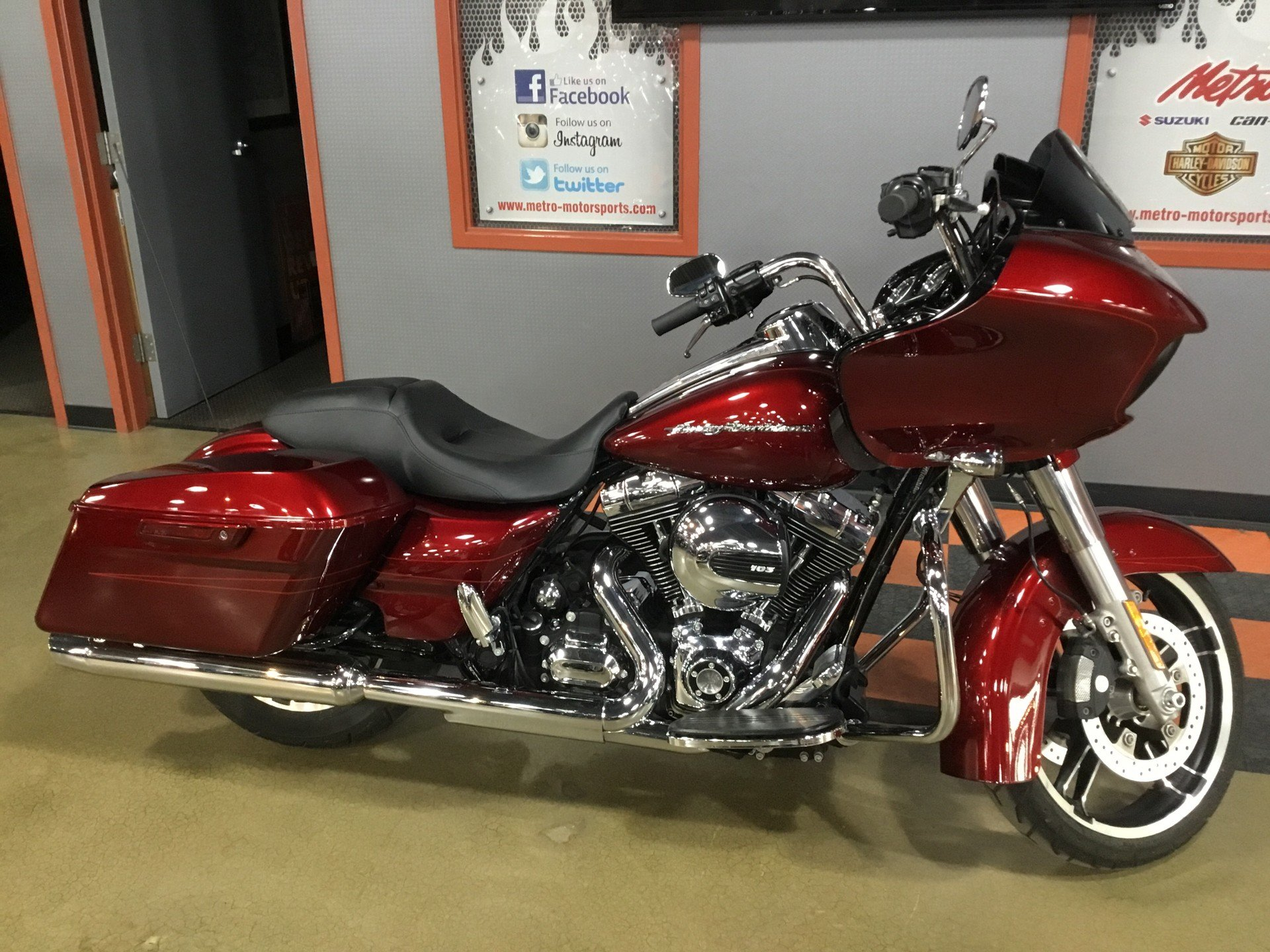 2016 Harley-Davidson Road Glide® Special in Cedar Rapids, Iowa - Photo 1