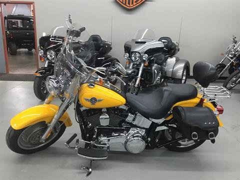 2011 Harley-Davidson Softail® Fat Boy® in Cedar Rapids, Iowa - Photo 3