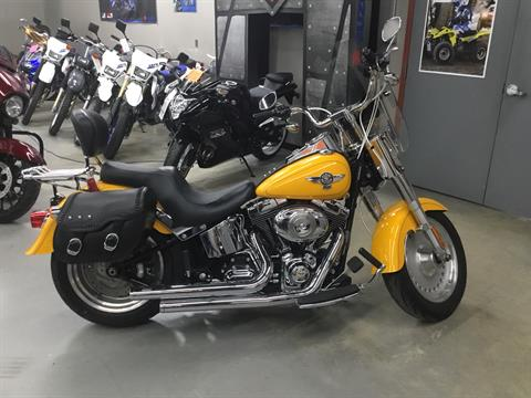 2011 Harley-Davidson Softail® Fat Boy® in Cedar Rapids, Iowa - Photo 1